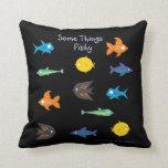Go Fish_Some Things Fishy_black light aquarium