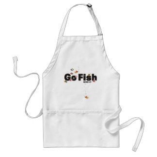 Go Fish Standard Apron