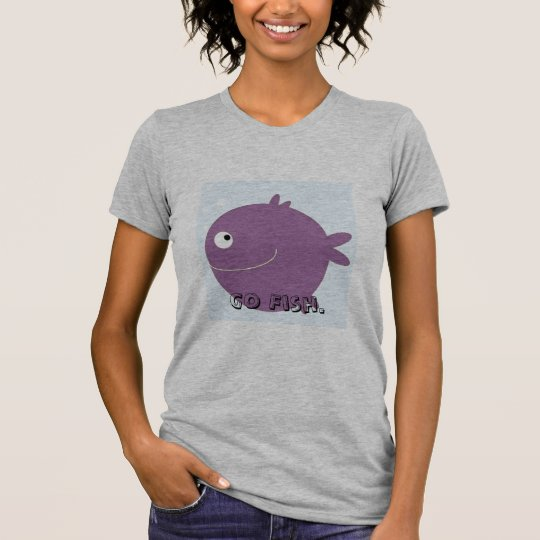 Go Fish. T-Shirt