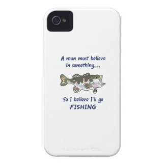 GO FISHING iPhone 4 CASES