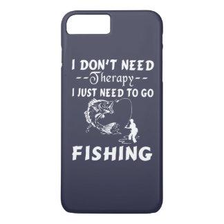 GO FISHING iPhone 7 PLUS CASE