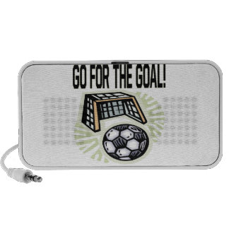 Go For The Goal PC Speakers