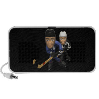 Go For The Goal Mp3 Speakers