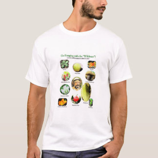 "Go Foraging with the ""Wildman"" T-Shirt"