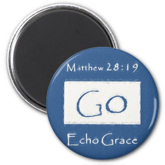 Go from Echo Grace magnet