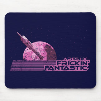 Go galactic mouse pad