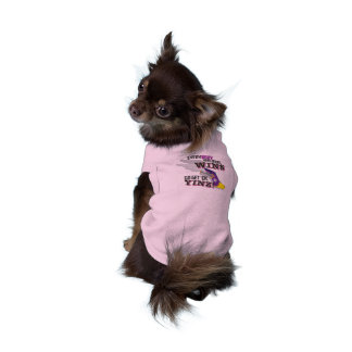 Go Get 'Em, Yinz Purple Marathon Design Pet Tank Shirt