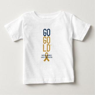 Go Gold® Logo Light Shirt for Baby Boys