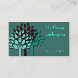 Go green business cards business card printing zazzle uk go green business card reheart Image collections