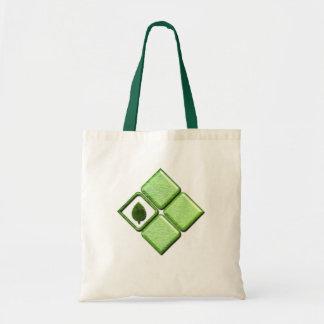 Go Green Canvas Bags