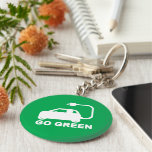 Go Green ~ Drive Electric Cars