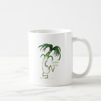 Go Green - Eat Me!, tony fernandes Coffee Mug