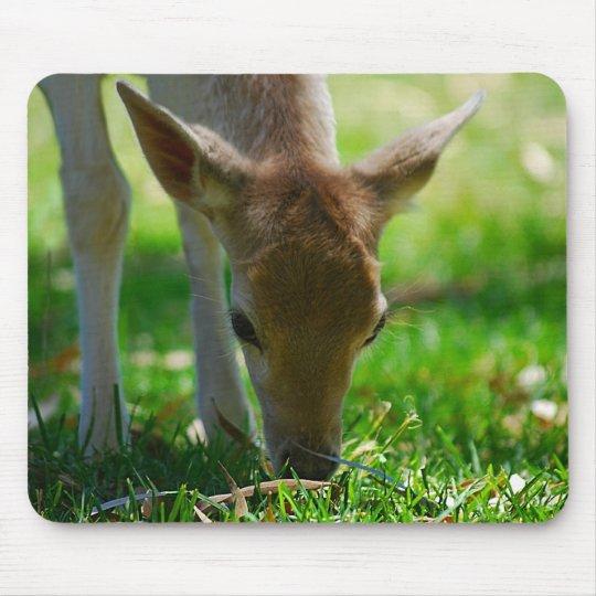 Go green for Deer Antelope Mouse Mat