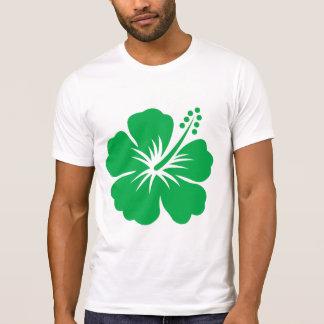 Go green hibiscus flower T-Shirt