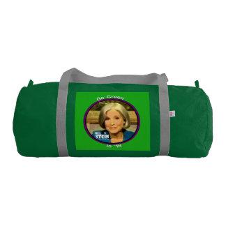 Go Green in Sixteen Gym Duffel Bag