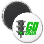 Go Green Light Magnets