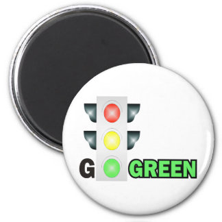 GO GREEN MAGNETS