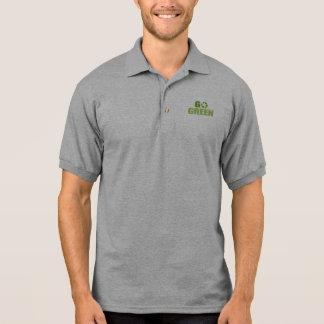 Go Green Polo Shirt
