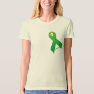 Go Green Ribbon T-Shirt