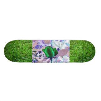 Go Green Skateboard Deck
