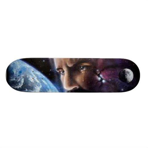 Go Green Skateboard Decks