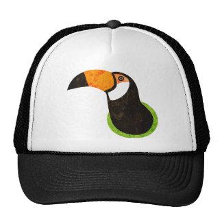 Go Green Toucan Toco Mesh Hats