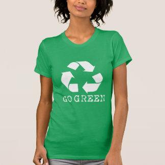 Go Green Tee Shirt