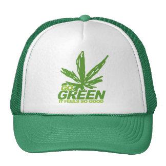 Go Green Weed Cap