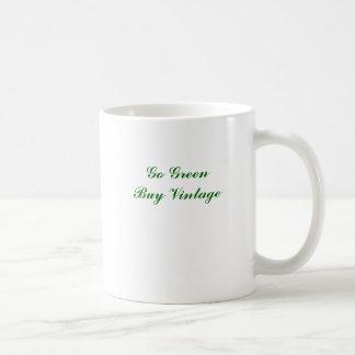 Go GreenBuy Vintage Basic White Mug