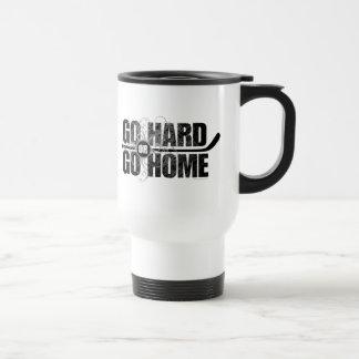 Go Hard Coffee Mugs