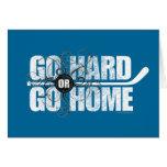 Go Hard or Go Home Cards