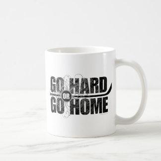 Go Hard or Go Home (Hockey) Coffee Mug