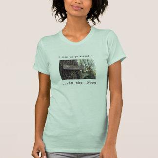 Go hiking in the 'Noog Raglan T T-Shirt