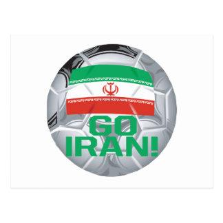 Go Iran Postcard