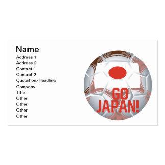 Go Japan Pack Of Standard Business Cards