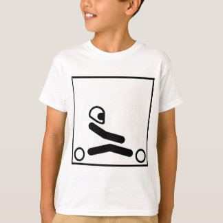 Go Kart Figure T-Shirt