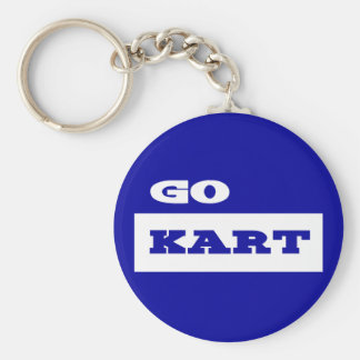 Go Kart Key Ring