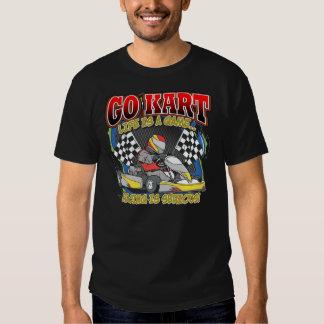 Go Kart Life Tee Shirt