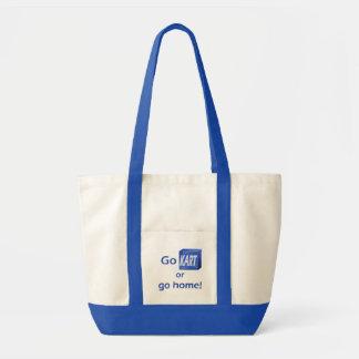 Go KART or go home! Tote bag