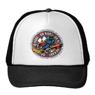 Go Kart Racing Cap