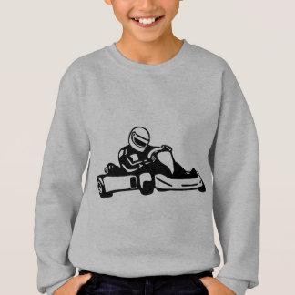 Go Kart Racing Sweatshirt