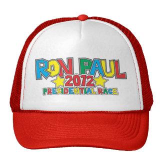 Go Kart Ron Paul 2012 Trucker Hat