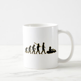Go-Karting Coffee Mug