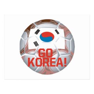 Go Korea Postcard