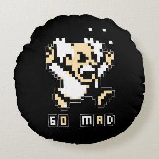 Go Mad! Round Cushion