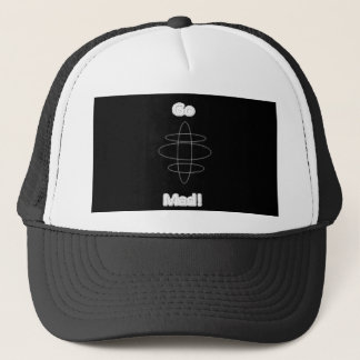 go mad trucker hat