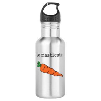 go masticate. (carrot) 532 ml water bottle
