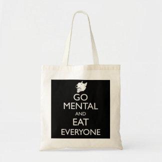 Go Mental Bull Terrier Bag