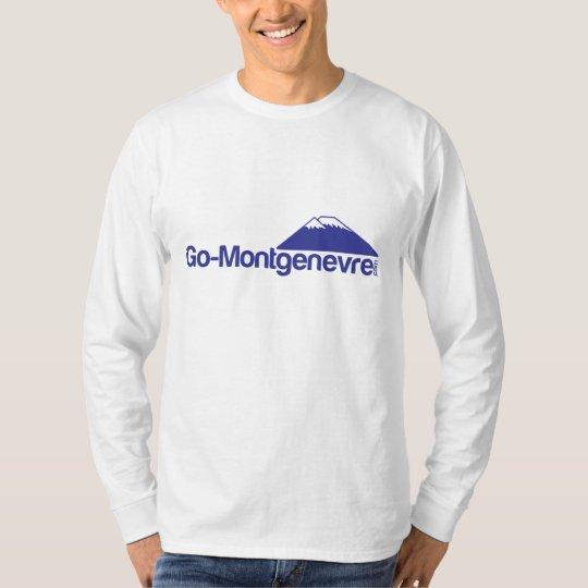 Go Montgenevre Long Sleeve T Shirt