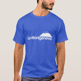 Go Montgenevre T Shirt Colour
